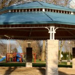 Ribbon Cutting – Park Pavilion
