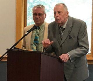 Mayor & Roger Simpson