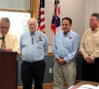 Lucas County Veterans Service Commission Representatives