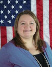 April Cline, Finance Account Clerk
