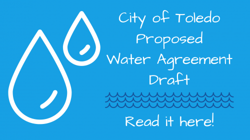 Toledo Water Agreement